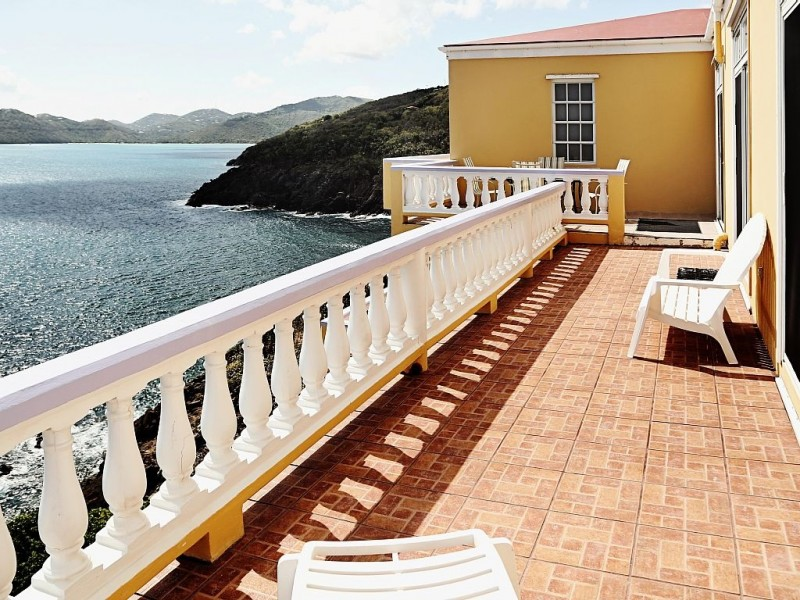 Tropaco Point, St. Thomas | 4 Bdr, 3  Bth