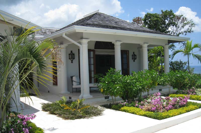 House styles in jamaica house style for Home designs in jamaica